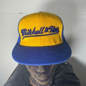 3/30 Mitchell & Ness Mens Fitted Baseball Cap 7